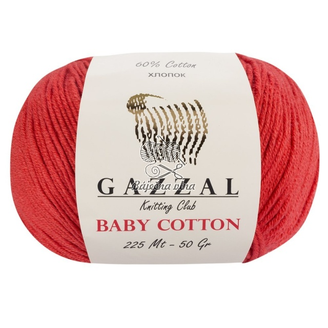 Baby Cotton - 3418