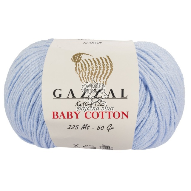Baby Cotton - 3429