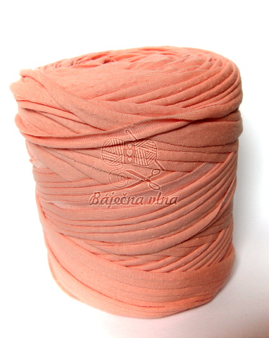 Ball yarn - marhuľová