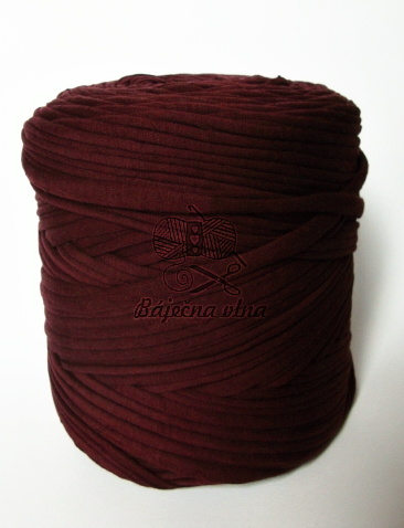 Ball yarn - bordotmava