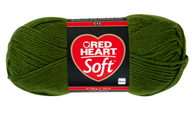 Red Heart - Soft 011